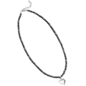 Sterling Silver Freshwater Pearl Set Necklace
