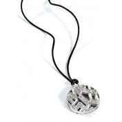 Miss Sixty SMPN03 Bold Big Silver LAdies Collier