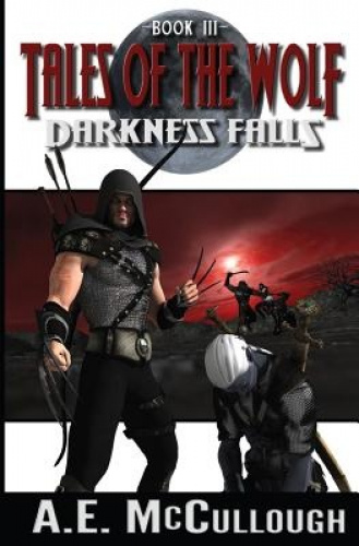 Darkness Falls: Tales of the Wolf - Book 3 by A. E. McCullough.