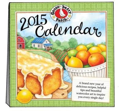 2015 Gooseberry Patch Wall Calendar (Gooseberry Patch)