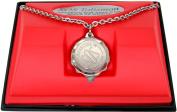 SOS Talisman medical ID Pendant Necklace Titanium