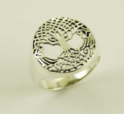 Ring Silver Tree Of Life