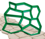 GHZ 106196-A D.I.Y. Paving Form Nature Stone Green