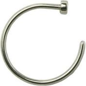 316L Surgical Steel Nose Hoop Ring Bar