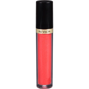 Revlon Super Lustrous Lip Gloss, 255 Kiss Me Coral, 5ml