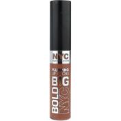 NYC New York Colour Big Bold Plumping Lip Gloss, Latte