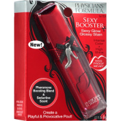 Physicians Formula Sexy Booster Sexy Glow Glossy Stain, 7834 Red Glossy, 5ml