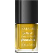 COVERGIRL Outlast Stay Brilliant Glosstinis Nail Polish, 525 Lemon Drop, 5ml