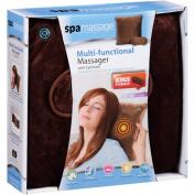 Spa Massage Multi-Functional Massager, Brown