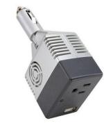 75W USB Swivel Power Inverter