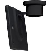 Audiovox IPD-HDSS Desktop/Under Cabinet Docking Station with Built-In Speakers, Black