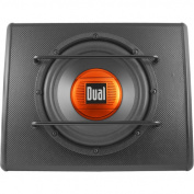 Namsung Dual ALB10 25cm Subwoofer with Ported Enclosure, 300W