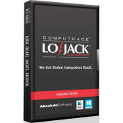 Absolute Software Lojack for Laptops Standard Edition, 2-Year Licence (Windows/Mac)