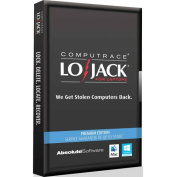 Absolute Software Lojack for Laptops Premium Edition, 4-Year Licence (Windows/Mac)