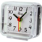 La Crosse Technology Equity Clear Analogue Alarm Clock
