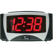 La Crosse Technology Equity Large LED Alarm Clock
