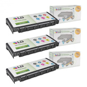 LD © Remanufactured compatible with compatible with compatible with compatible with Epson T5570 Set of 3 Black Inkjet Cartridges for use in compatible with compatible with compatible with compatible with Epson PictureMate, PictureMate Deluxe Viewer Editio