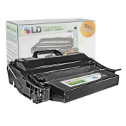 LD © Remanufactured High Yield Black Laser Toner Cartridge for Lexmark T650H11A