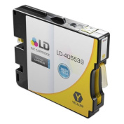 LD © Compatible Ricoh 405539 High-Yield Yellow Ink Cartridge