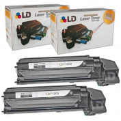 LD © 2 Toshiba Compatible T1200 Black Toner Cartridges