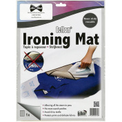 Bo-Nash 1728 Ironing Mat with Icflon Non-Stick Surface-13. 13cm x 25cm