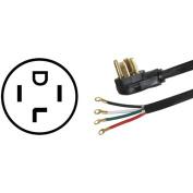 Certified Appliance 77060 4-Wire Dryer Cord, 1.2m
