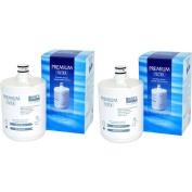 LG Vertical Refrigerator Water filter , 2pk