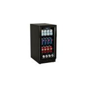 Koldfront BBR900BL 80 Can built in/free standing Beverage Cooler