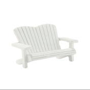 "Department 56 Snow Village ""Picket Lane Bench"" Accessory #4025464"