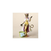 20cm Alley Cats Yum Yum Domesticated Diva Ironing Ornamental Table Top Figurine