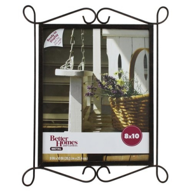 Better Homes And Gardens 8x10 Photo Frame Tuscan Bronze