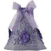 Jubilee Collection 13cm Silk Bell Candelabra Shade