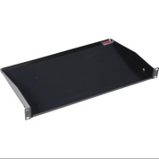 Gator Utility Shelf 1U, 25cm deep