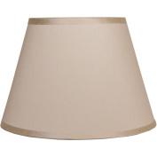 Barrel Lamp Shade, Ivory