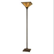 Dale Tiffany TR11062 Floor Lamps , Lamps, Mica Bronze