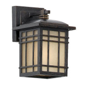 Quoizel HC8406IB Wall Sconces , Outdoor Lighting, Imperial Bronze
