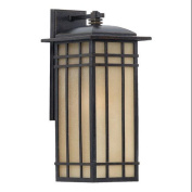Quoizel HCE8409IB Wall Sconces , Outdoor Lighting, Imperial Bronze