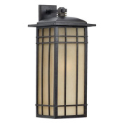 Quoizel HCE8411IB Wall Sconces , Outdoor Lighting, Imperial Bronze