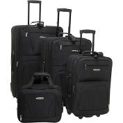 Rockland Journey 4-Piece Luggage Set