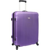 Traveller's Choice Rome 70cm . Hardshell Spinner Suitcase