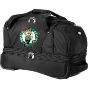 Denco Sports Luggage NBA Boston Celtics 60cm Drop Bottom Wheeled Duffel Bag