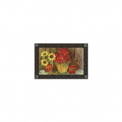 Magnet Works, Ltd. Fall Flowers MatMate