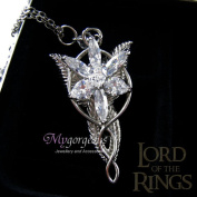 The Hobbit & Lord of the Rings Arwen Evenstar Pendant Necklace