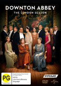 Downton Abbey in London Christmas Special [Region 4]