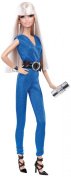 2014 The Barbie Look™ Collection - Blue Jumpsuit Doll BCP90