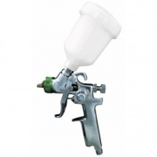 Astro Pneumatic HVLPD508 HVLP Mini Gravity Feed Spray Gun 0.8mm Nozzle