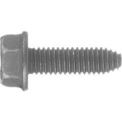 Body Bolts Flange Head, Size: 6-1.00 x 20mm, Head: 10mm IND Hex, Finish