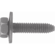 Body Bolts CA Point, Size: 6-1.00 x 20mm, Head: 10mm IND Hex, Finish