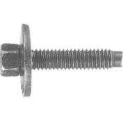 Body Bolts Dog Point, Size: 6-1.00 x 28mm, Head: 8mm IND Hex, Finish