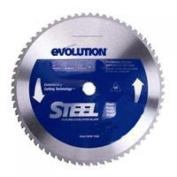 Evolution Power Tools 185BLADEST Carbide Tip Cutting Saw 7-1/4 Steel - Each
